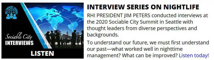 Sociable City Interviews